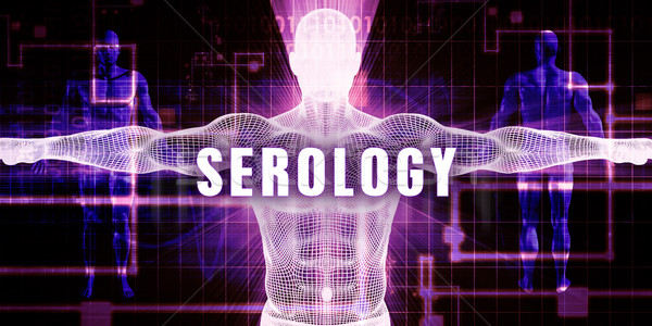 Serology Stock photo © kentoh