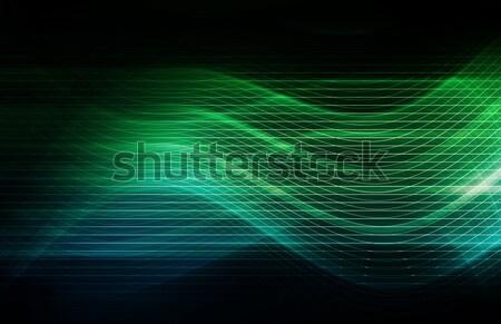 Flowing Energy Stock photo © kentoh