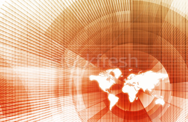 International Trade Stock photo © kentoh