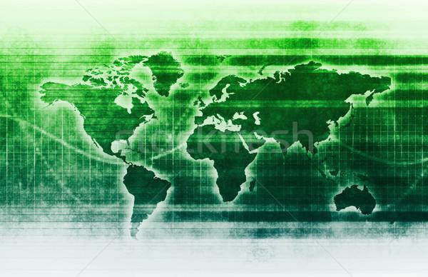 Stock fotó: Online · bankügylet · porta · absztrakt · pénz · háttér