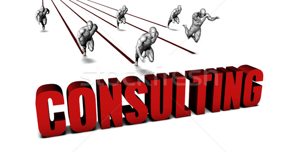 Better Consulting Stock photo © kentoh