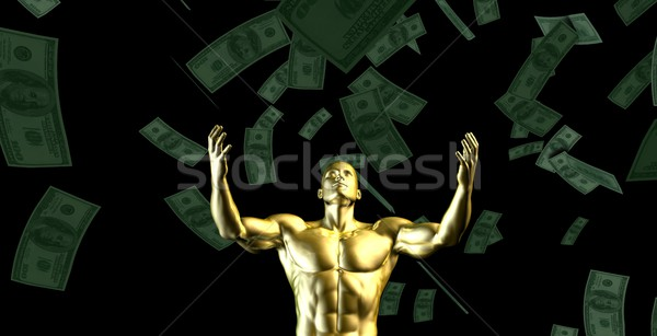 Make Money Easily Stock photo © kentoh