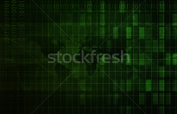Medical Science Technology Stock photo © kentoh