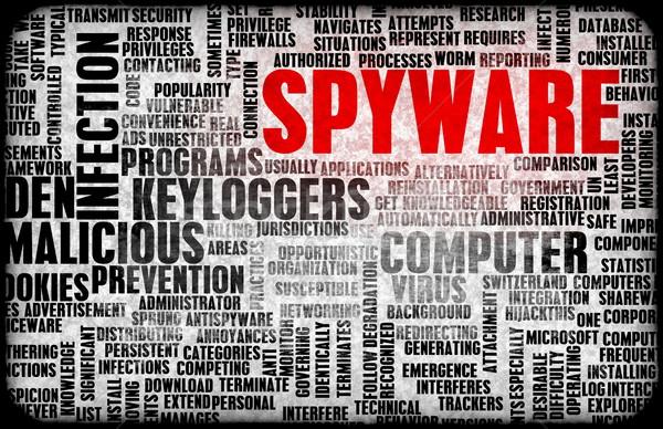 Spyware Stock photo © kentoh