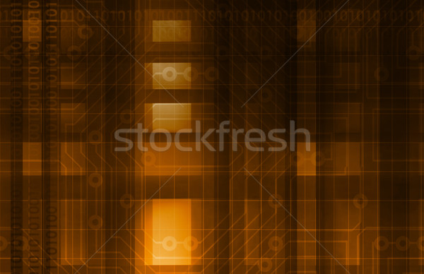 Business Communication Stock photo © kentoh
