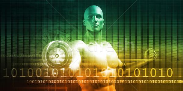 Analytics Technology Stock photo © kentoh