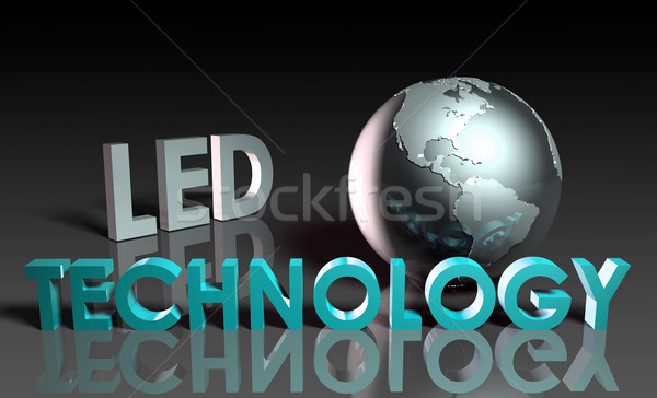 Technologie moderne abstract business licht energie Stockfoto © kentoh