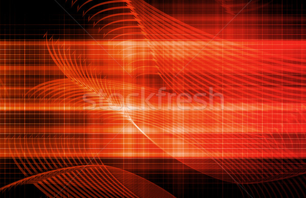 医療 抽象的な 科学 生物 研究 健康 ストックフォト © kentoh