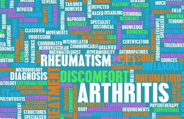 Arthritis Stock photo © kentoh