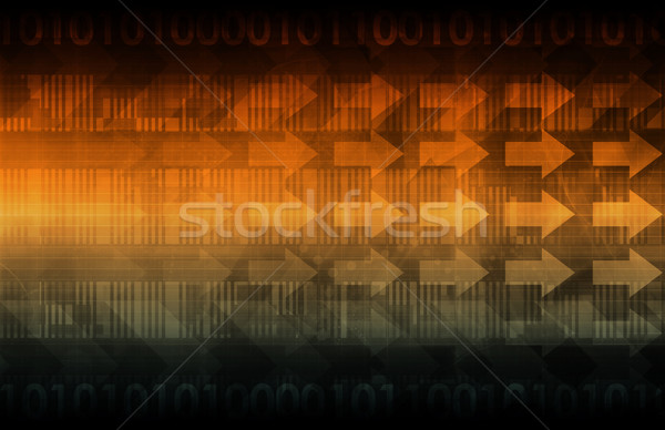 Management Strategy Stock photo © kentoh