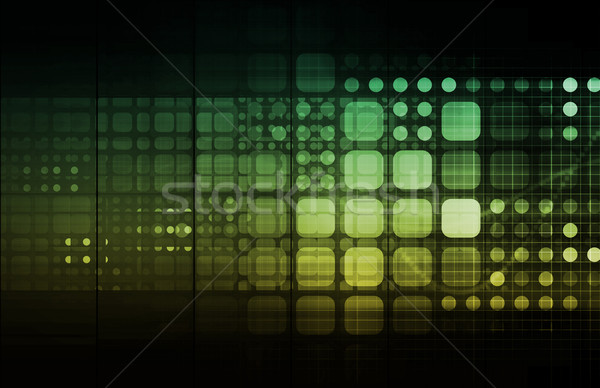 Science Research Background Stock photo © kentoh