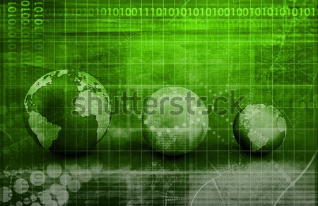 Scientific Research Chart Stock photo © kentoh