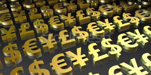 Currency Investment Stock photo © kentoh
