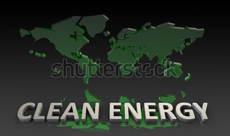 Global Strategy Stock photo © kentoh