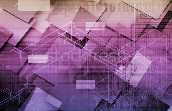 Strategic Management Stock photo © kentoh