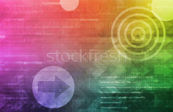 Business Intelligence Stock photo © kentoh
