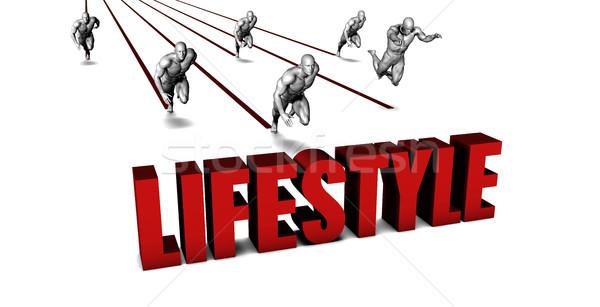 Better Lifestyle Stock photo © kentoh