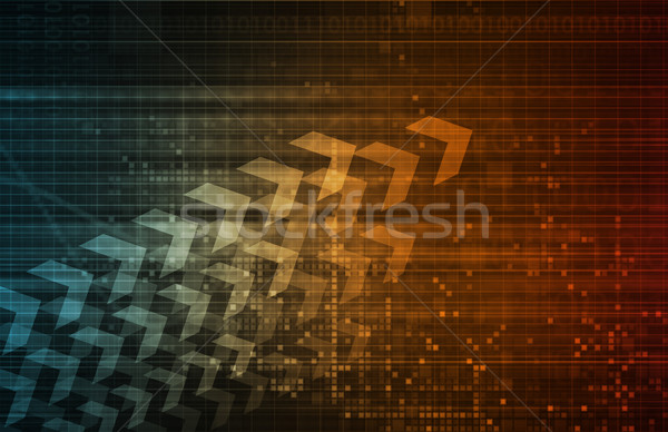 Technical Innovation Stock photo © kentoh