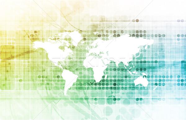 Web Syndication Stock photo © kentoh