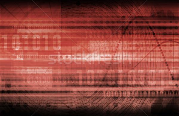 Predictive Analytics Stock photo © kentoh
