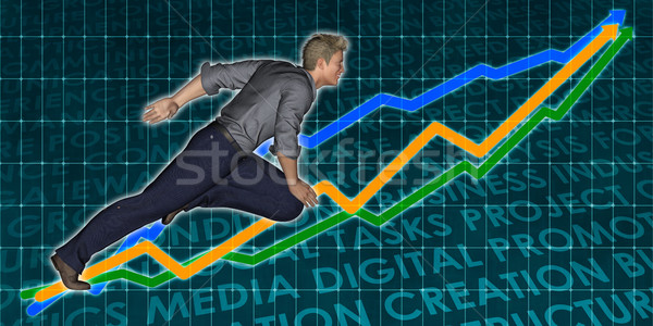 Profitable Investment Stock photo © kentoh