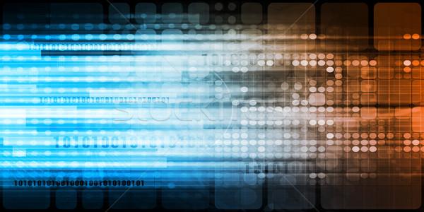 Internet Connection Stock photo © kentoh
