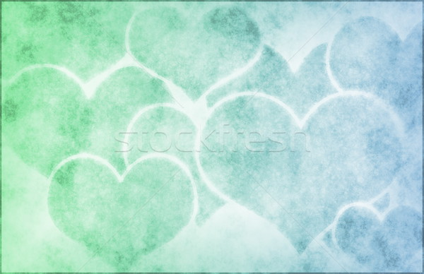 ślub album na wycinki clipart kwiat kwiaty książki Zdjęcia stock © kentoh