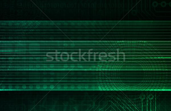ビジネス インテリジェンス 分析 決定 背景 ストックフォト © kentoh