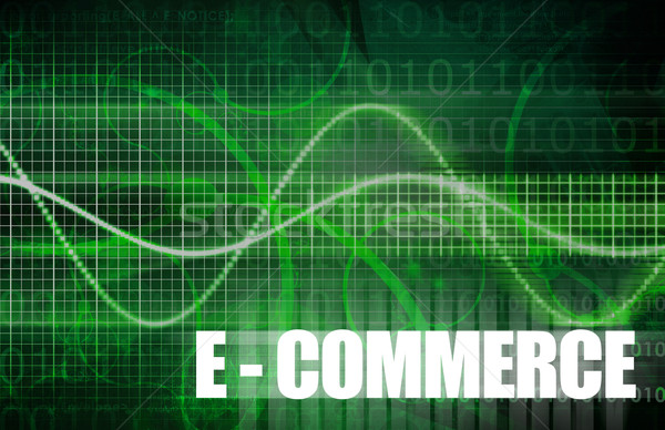 E-Commerce Stock photo © kentoh