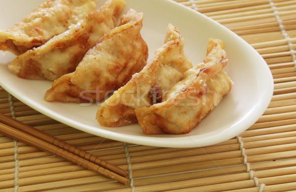 Stock photo: Fried Dumplings