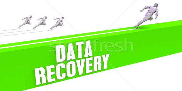 Data Recovery Stock photo © kentoh