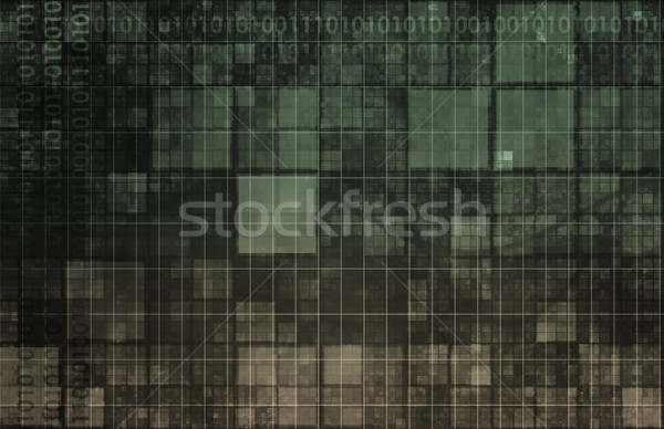 Information Technology Stock photo © kentoh