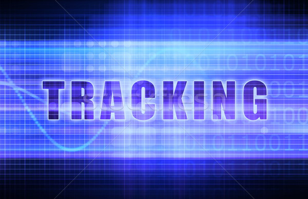 Tracking Stock photo © kentoh