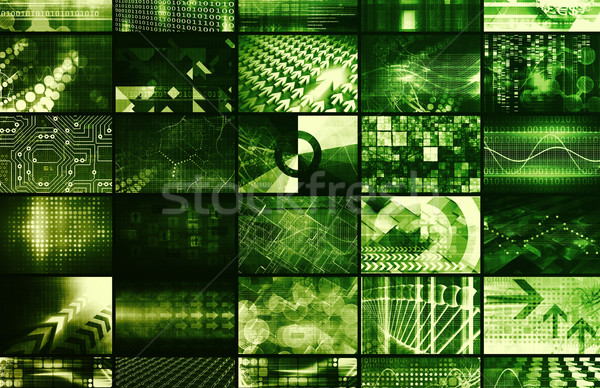 Digital Imagery Stock photo © kentoh