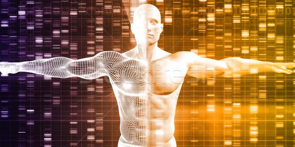 Сток-фото: здравоохранения · промышленности · науки · здоровья · компания · ухода