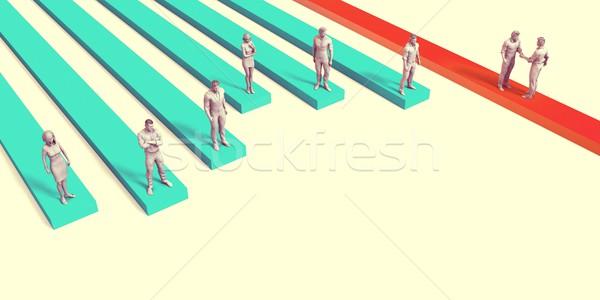 Project Management Training Stock photo © kentoh
