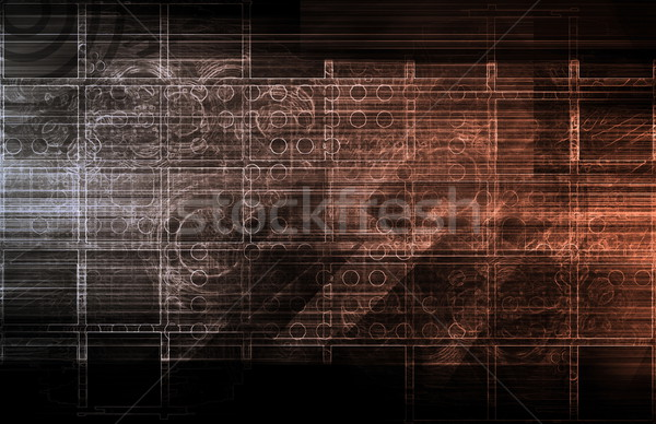 Media Platform Stock photo © kentoh