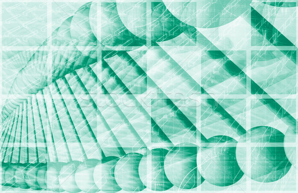 Genetic Testing Stock photo © kentoh