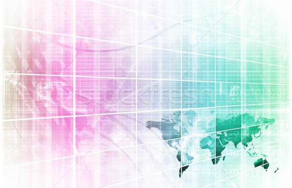 Network Security Stock photo © kentoh