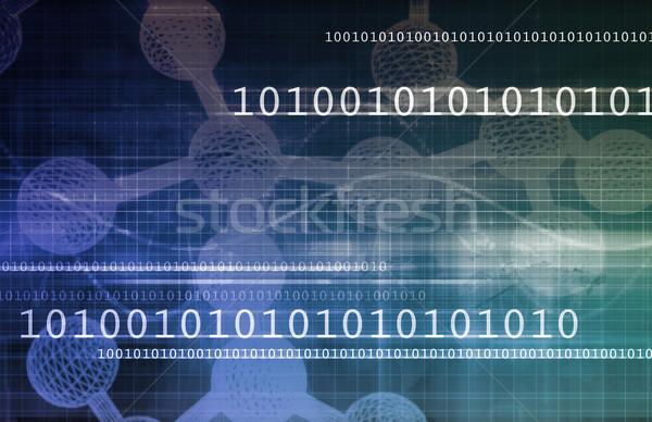 Creative Science Stock photo © kentoh