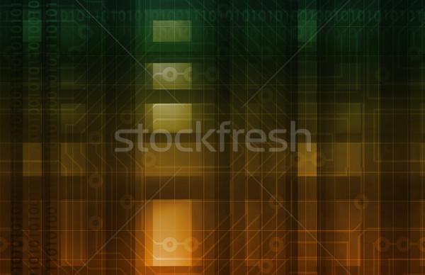 Latest Technology Stock photo © kentoh