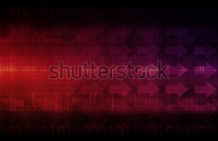 Business Process Management Stock photo © kentoh