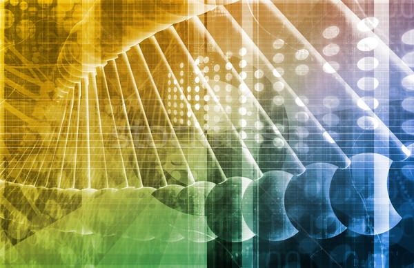 Biotechnology Stock photo © kentoh