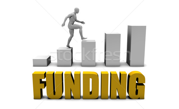 Funding Stock photo © kentoh
