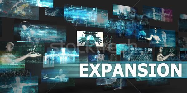 Expansion Stock photo © kentoh