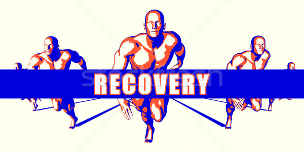 Recovery Stock photo © kentoh