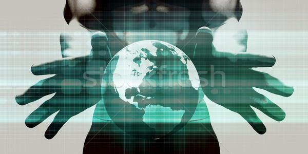 グローバル プラットフォーム 国際 モビリティ ソフトウェア ビジネス ストックフォト © kentoh