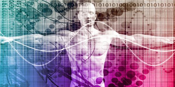Stock fotó: Egészségügy · technológia · fejlett · kórház · ipar · tudomány