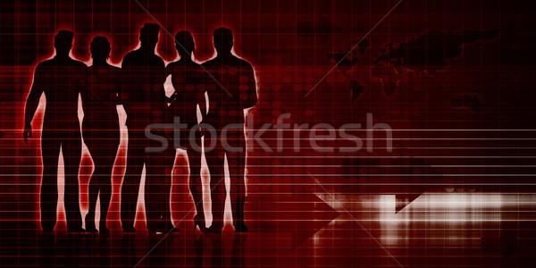 бизнеса генетика ДНК исследований аннотация технологий Сток-фото © kentoh