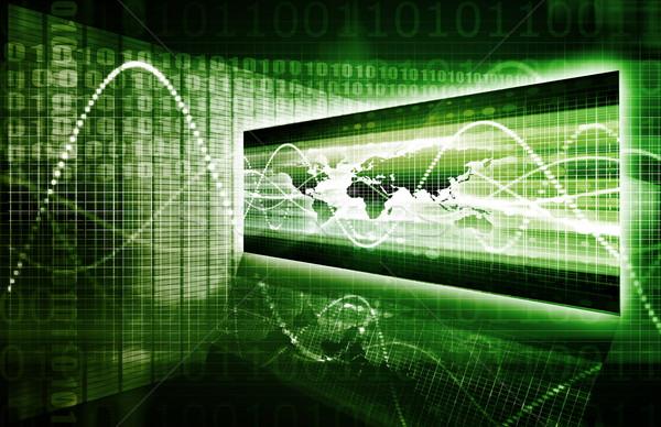 Information Security Stock photo © kentoh